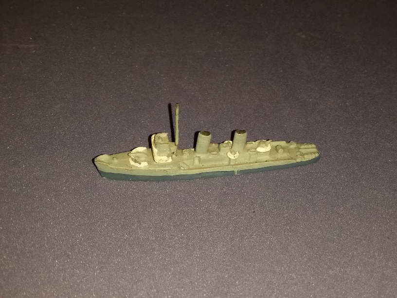 US/RN Raven class fleet minesweeper 1944 Pacific finish