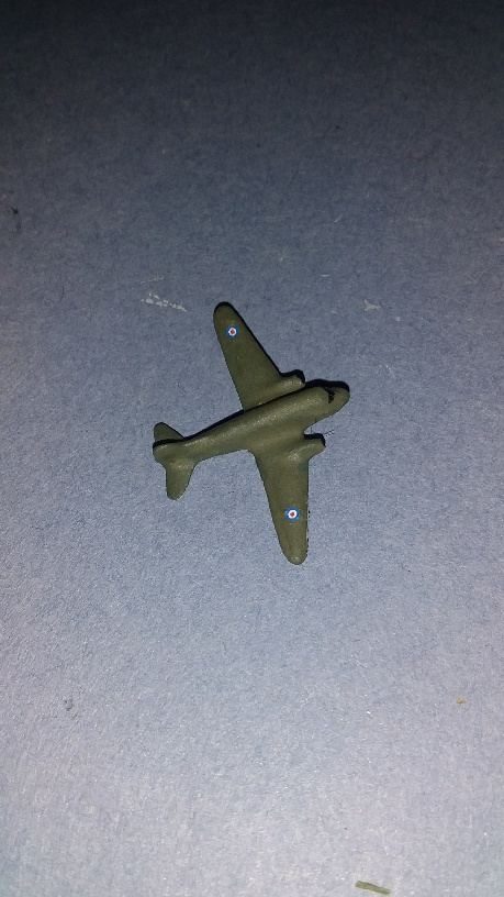 Dakota DC3 Transport aircraft RAF WW2 painted