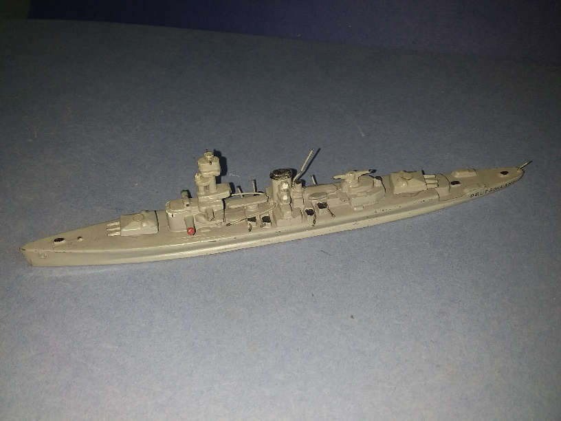 Deutschland 1936 German pocket battleship