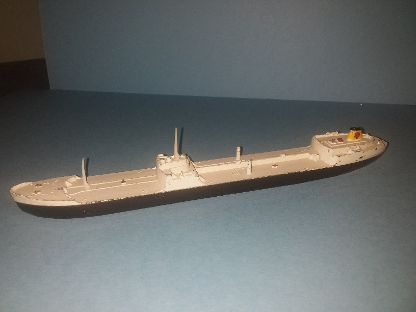 SS Varicella 1950s oil tanker fsc complete - Click Image to Close