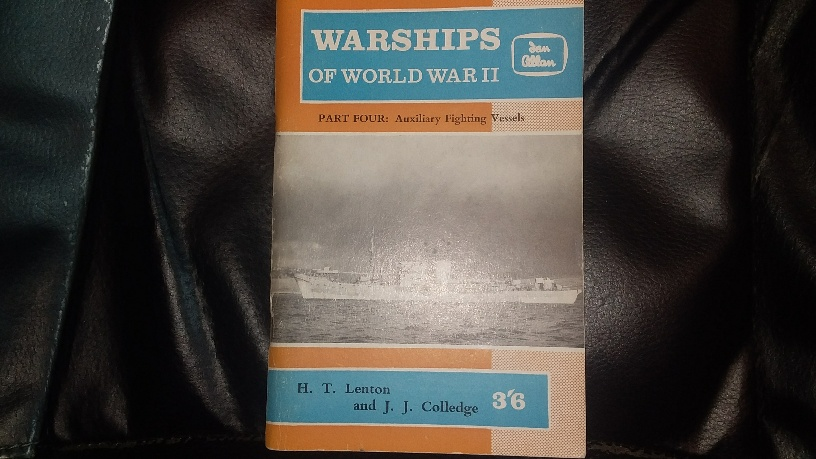 Warships of WW2 Part 4 Auxiliary fighting vessels Britsh & Comm.