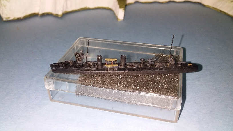G-37 Germany Destroyer 1915 boxed