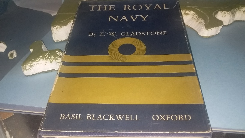 The Royal Navy by E.W.Gladstone