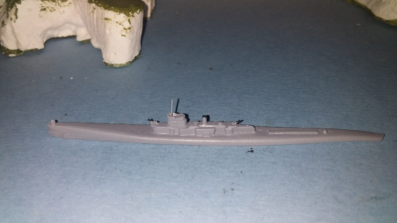 HM Submarine K-26 1923 steam submarine p