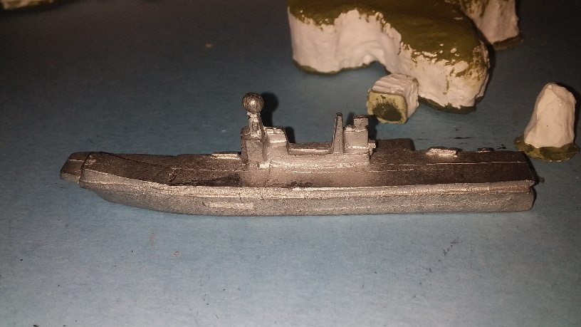 1/3000 Cavour 2007 Aircraft carrier Italy