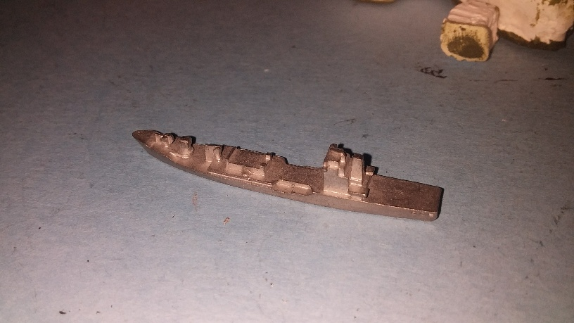 1/3000 Stromboli class Italy Replenishment ship 1975