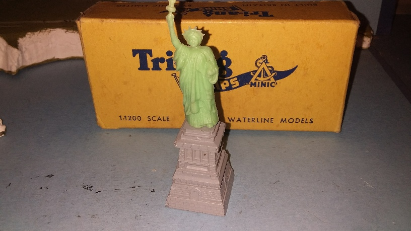 Statue of Liberty (New York Harbour) excellent boxed