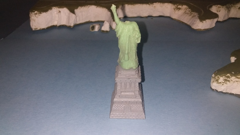 Statue of Liberty (New York Harbour) d