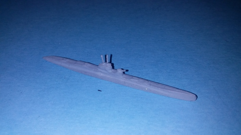 S Class RN submarine second group WW2 u