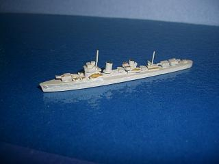 Hatsuharu class Japan destroyer WW2 #