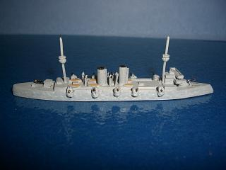 Blanco Encalada Chilean Navy Cruiser 1898 p #