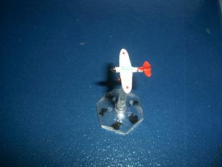 1:600 Val WW2 Japan dive bomber aircraft p