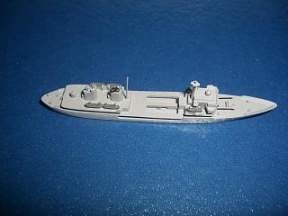 Uda Russian USSR 1964 Navy Depot ship #