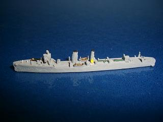 TA 21 German light destroyer 1944 (capt.Italy) #