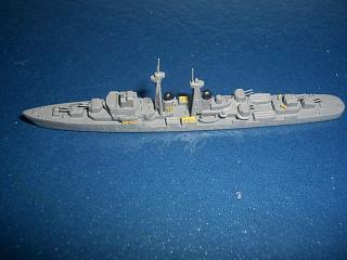 Surcouf 1954 France destroyer