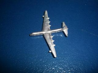 Boeing B-36 US bomber aircraft largest bomber built 1950s