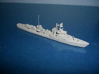 T-36 Germany destroyer WW2