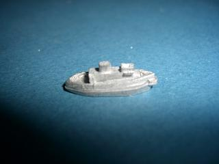 TANAC Canadian built naval tug WW2