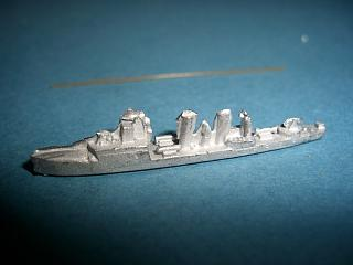 HM Torpedo boat destroyer TB-13 1907
