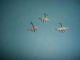 AJ Savage US Carrier aircraft 1950s x 3