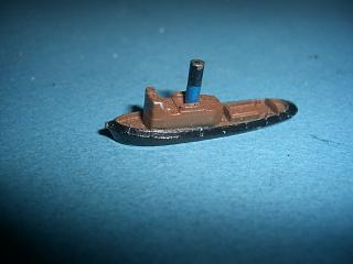 Harbour Tug 1930s mint
