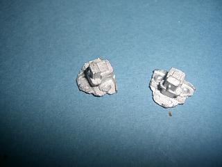 Bridge and AA platform for cruiser/large destroyer etc x 2 WW2