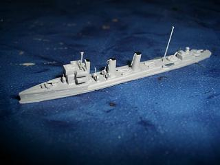 Cordoba 1910 Argentina Destroyer (with ram bow) p