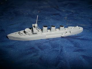 Clas Fleming 1941 Sweden Cruiser minelayer (b1914) p
