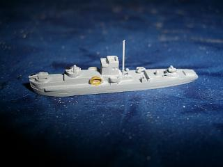 LSS 121 US Navy Landing craft Infantry WW2