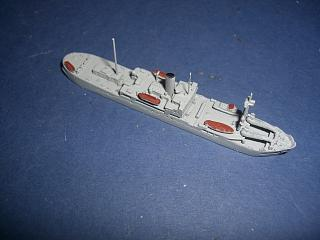 Atrek 1976 USSR Supply ship Russian Navy