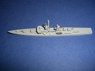 Takatsuki Japan navy 1965 missile destroyer #