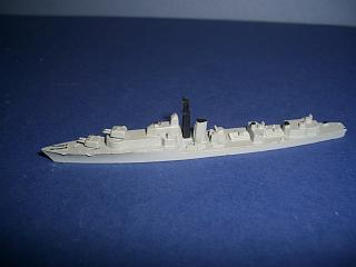 HMS Jutland RN Battle class destroyer gr m #