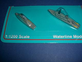 US Navy minesweeper set no's 508 and 5 1990s #